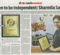 Woman of the Week, Sharmila Sankar is driven to be Independent